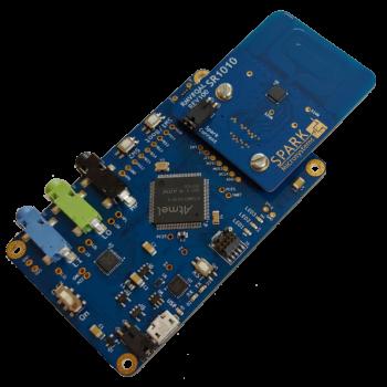 SPARK Microsystems Ultra-Wideband Radio